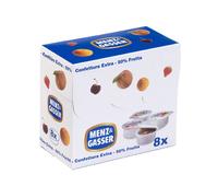 Assorted Jam Portions Menz & Gasser 100x20gr
