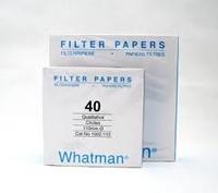 Filter Paper Whatman 15cm No.40, Circles Grad