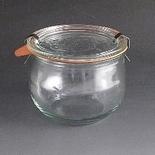 580ml Large Tuple Jar. (Pack of 6)