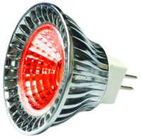 5WATT MR16 COB RED