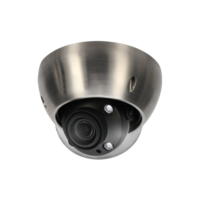 IC Realtime 2MP H.265 4.1~16.4mm Motorised NEMA 4X Anti-Corrosion IK10 Dome with Audio/Alarm I/O