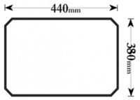 Cannon Main Oven Door Seal - Hotpoint C00199703