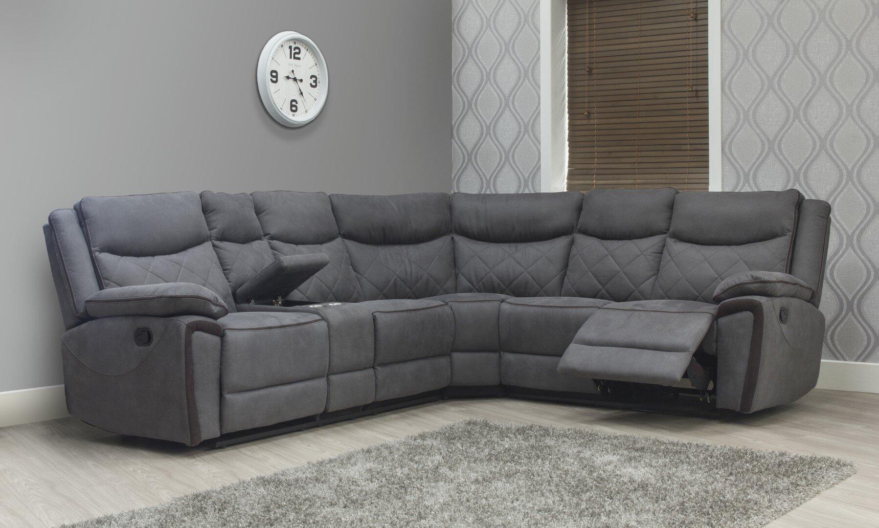 Lynx Grey Sofa 2