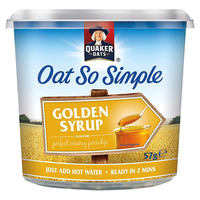 Oat so Simple Pots Golden Syrup 8x57g