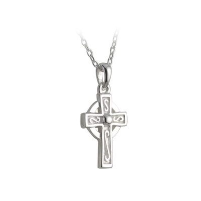 KIDS CROSS PENDANT(BOXED)