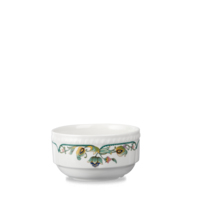 Stacking Consomme Bowl no handles 16oz 45cl Carton of 24