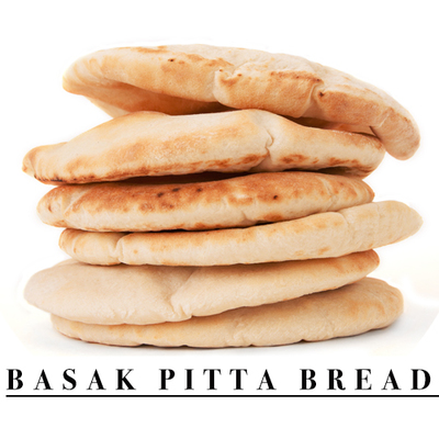 Pitta Bread Large (Basak)-(20x6)