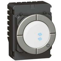 Arteor Switch (1000W) Round - White  | LV0501.2661