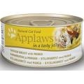Applaws Cat Can - Chicken & Mango in Jelly 70g x 24