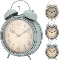 Metal Bell Clock