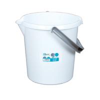 Casa 10L Bucket White