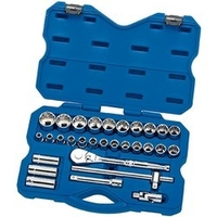 1/2inch Drive Socket Set M8 - M32