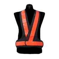 Hi Vis Breathable Harness Vest