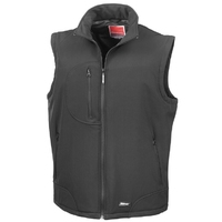 Result R123A Luxury Softshell Bodywarmer