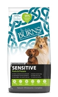 Burns Adult Sensitive - Pork & Potato 12kg