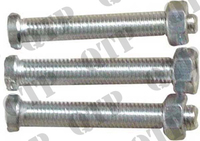 Socket Fixing Nut & Bolt
