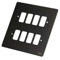 Ultimate GRID Black NIK GANG PLATE|LV0701.1028