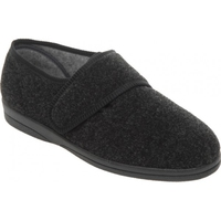 Cosyfeet Charcoal Slipper (Rupert)