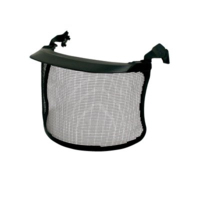 Peltor V4A Browguard and Mesh Visor