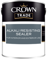Crown Trade Alkali Resisting Sealer - 5L