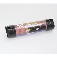 Tuffy Draw Tape Sack Degradable  Roll 10