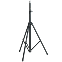 Euromet 13971 | Vibelock – Tripod mount, Black H 2250mm