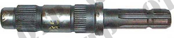 PTO Shaft Ford 5600 - 7600 540rpm 2 Speed - Quality Tractor