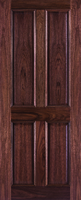 DEANTA VR1 WALNUT DOOR 1981MM X 711MM X 45MM