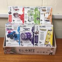 Display Science Kits