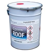 Crystic Roof Catalyst 5kg Drum