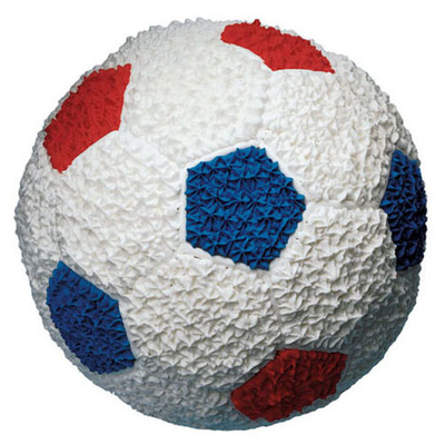 WILTON: Sports Pan Ball 16.4 x 16.4 x 16.4cm