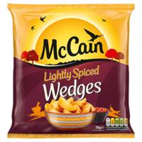 Potato Wedges (Spicy)-Mc Cain-(4x2.5kg)
