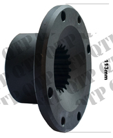 Crankshaft Coupling