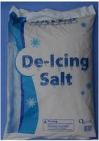 De-Icer White Rock Salt 20kg PRICE DROP