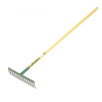 Lasher Steel Rake 14 Tooth