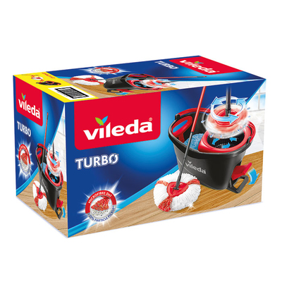 Vileda Easy Wring & Clean Turbo Mop