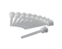 3M Garant Polyether Mixing Tips Refill, White (50)