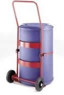 Sack Truck for Steel and Plastic Drums
