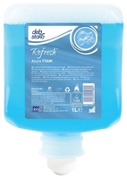Deb Refresh Azure Foam Soap