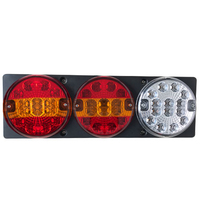 LED Commercial Tail Lamp  | 3 Pods |Left