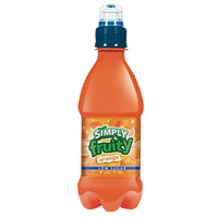 Simply Fruity Orange 12x330ml
