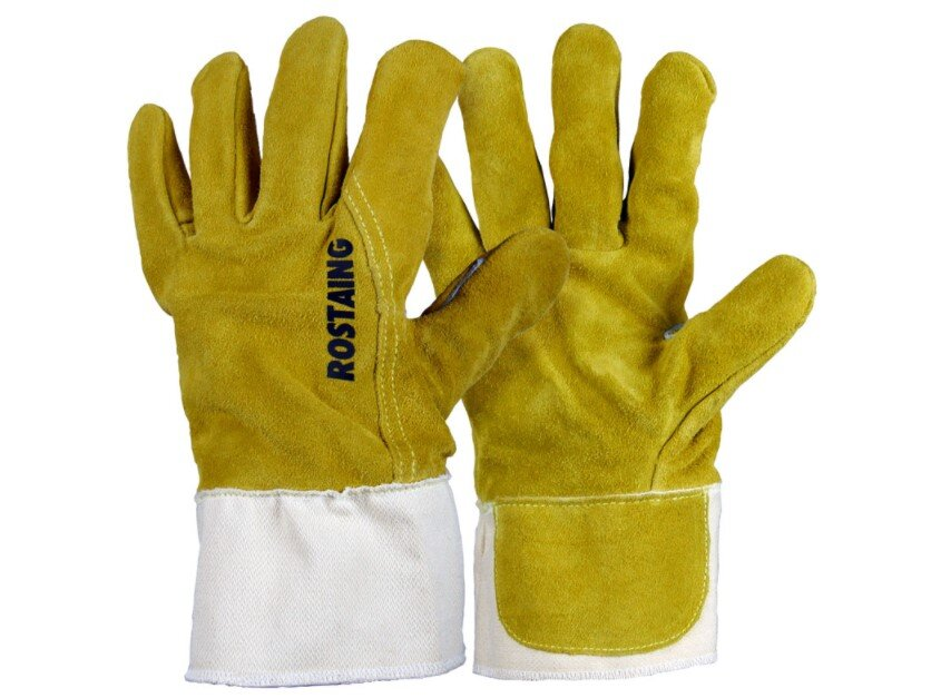ROSTAING Ripeur/Co Leather Gloves