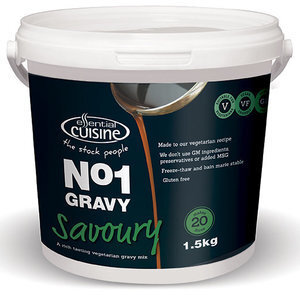 Essential Cuisine Savoury Gravy 1.5kg 2 for £30.00