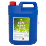 White Hat Bleach 5lt THICK x1