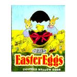 Easter Eggs Caffreys Mallow 25c x48