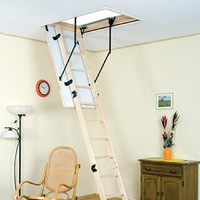 Oman Loft Ladder Bottom Extension (98Cm) No Hinges