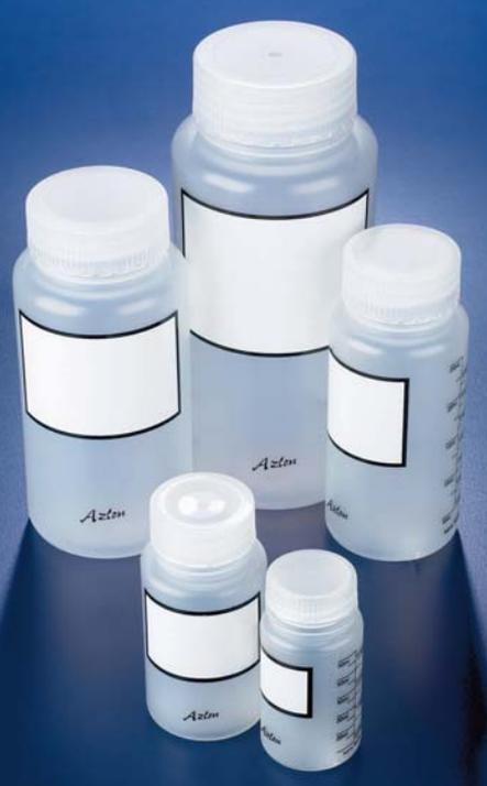 Bottles Azlon Plain Labelled Pp 1000ml