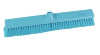 B1657 Broom Head Medium CRIMPED 500MM Blue