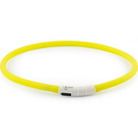 Ancol Flashing Band Yellow - One Size Fits All x 1