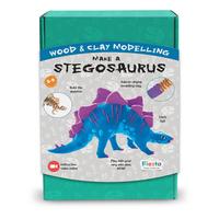 Make a Dino Stegosaurus